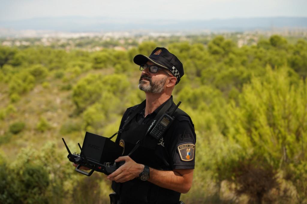 la Policía Local de Paterna incrementará la vigilancia en las zonas de La Canyada, La Vallesa y el parque Natural del Túria