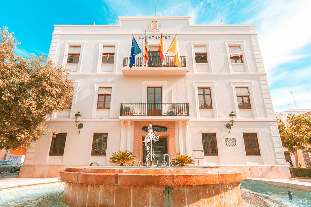 Ayuntamiento Benetusser