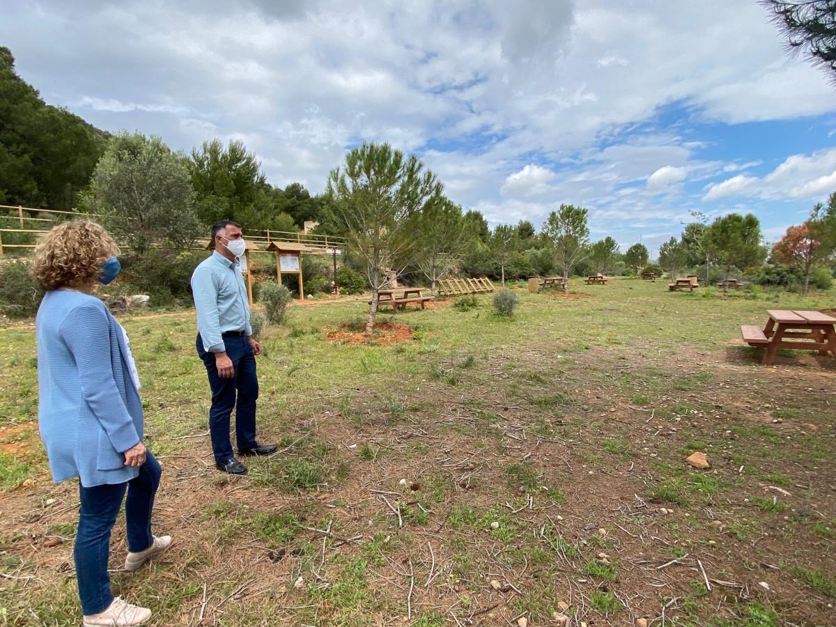 PP Torrent nueva area recreativa Serra Perenxisa