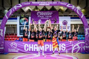 Valencia Basket gana la Eurocup