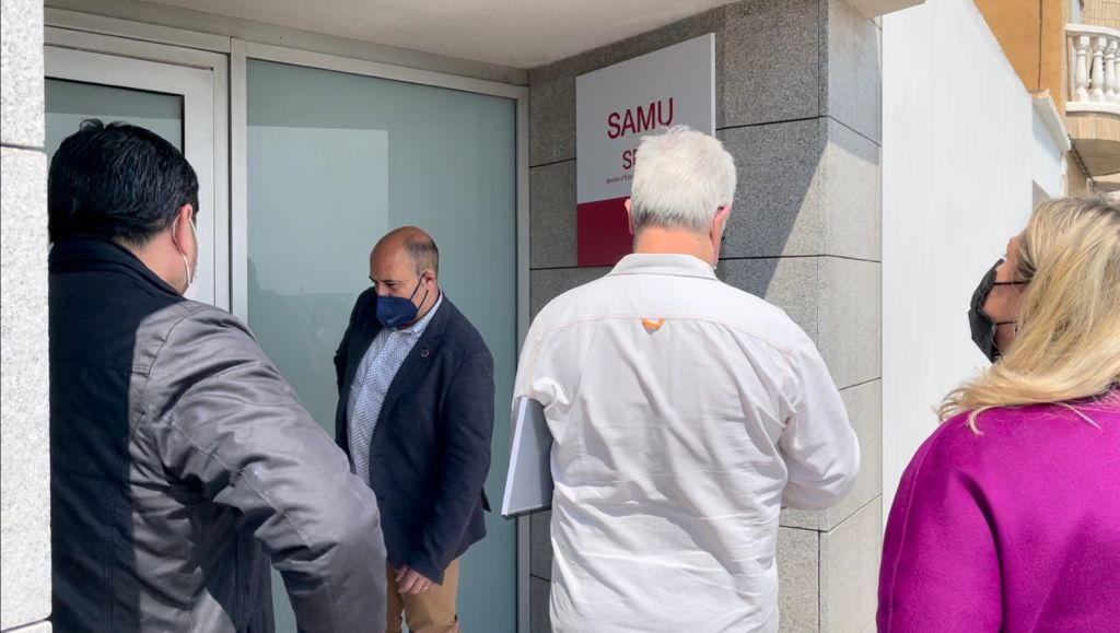 nueva base SAMU Massamagrell