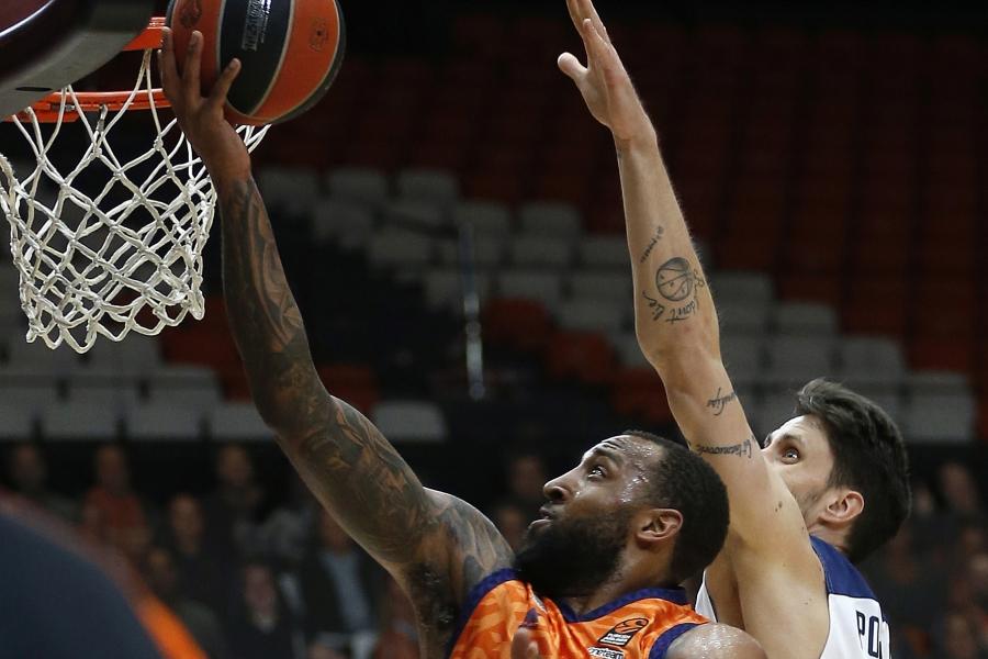 Valencia Basket culmina la Liga Regular con 19 victorias y con opciones de Top8 (86-81)