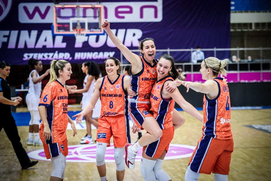 Valencia Basket sueña con su primer título frente a Reyer Venezia