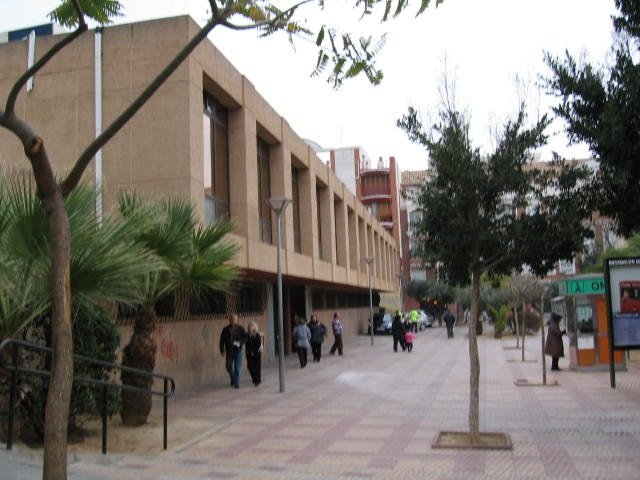 centro de salud Clot de san Joan de Paterna