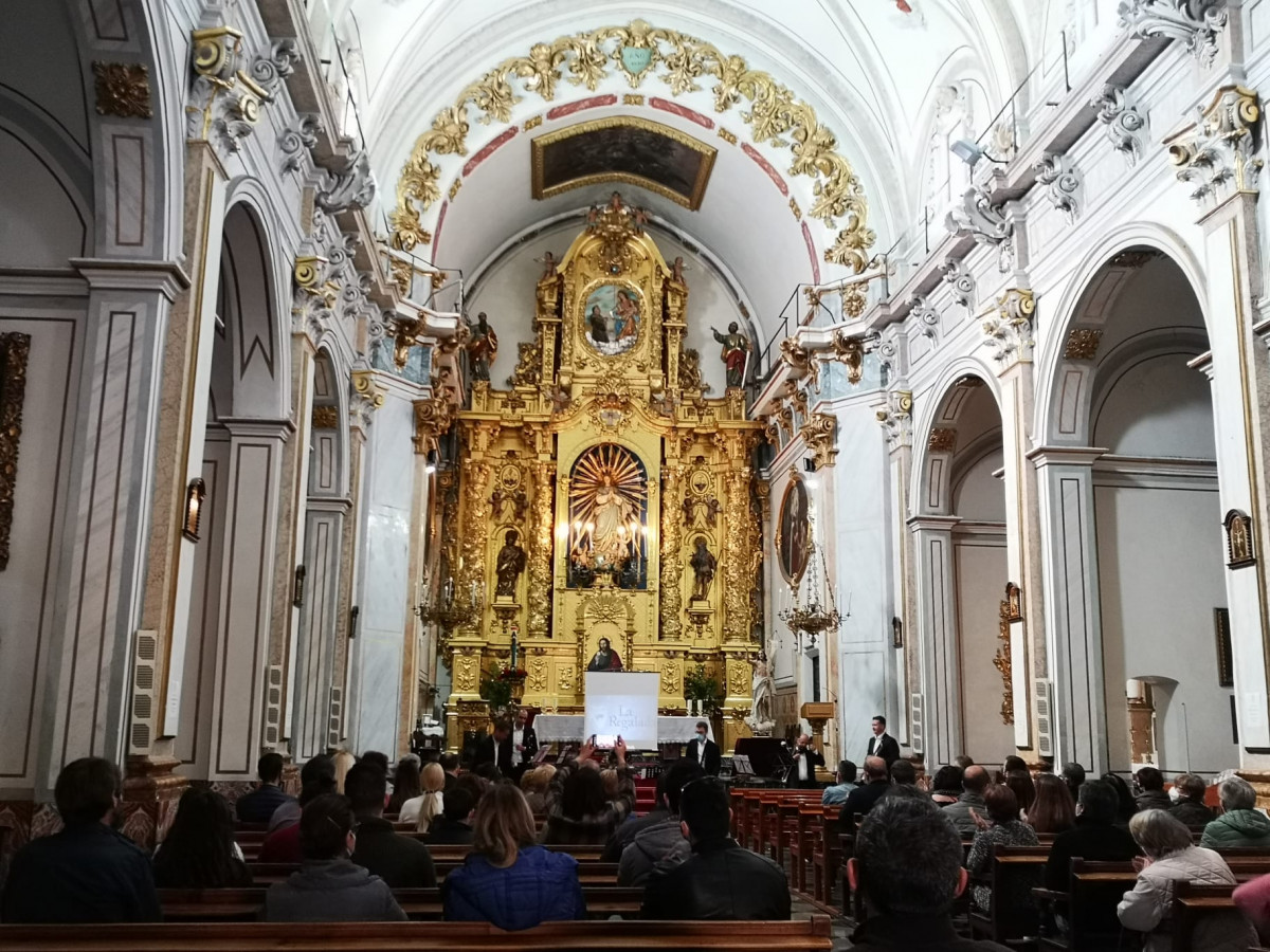 iglesia parroquial Quart de Poblet