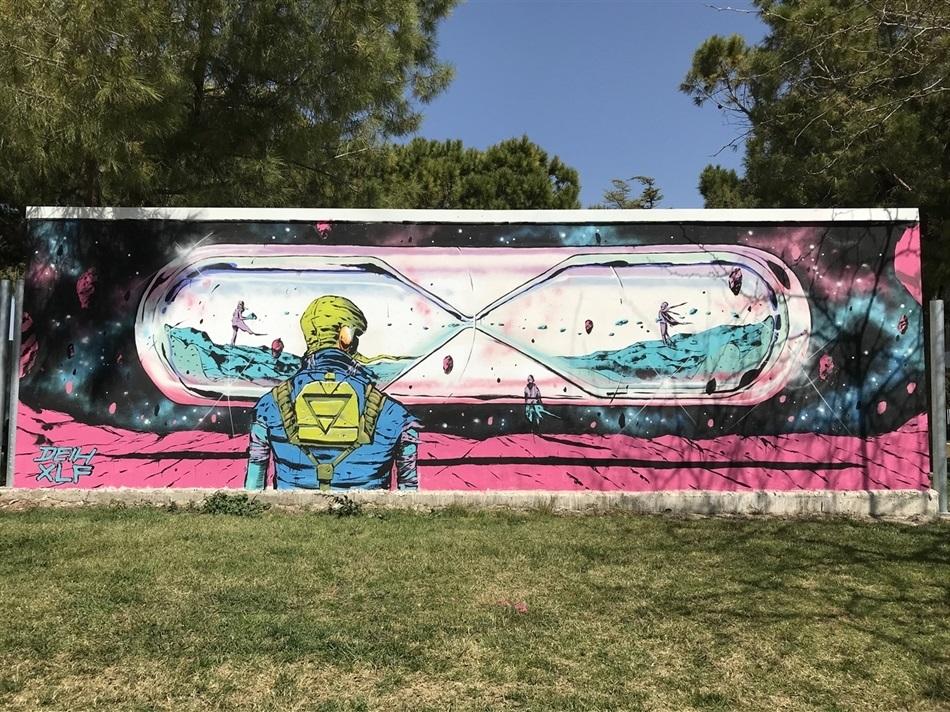 Picanya nou mural Deih