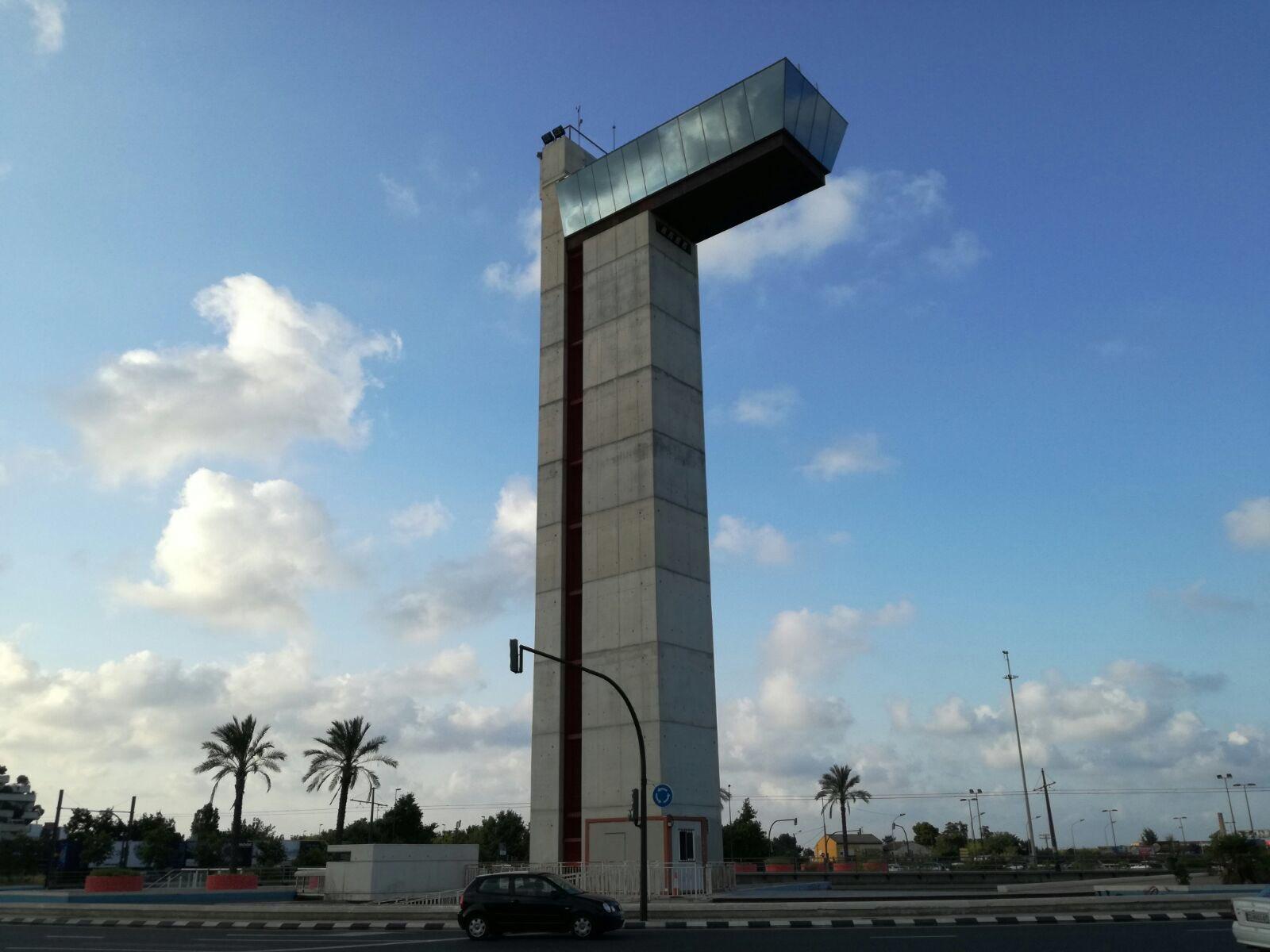rotonda entrada Valencia ronda nord