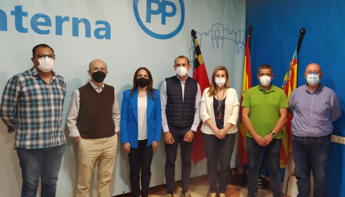 Comite Direccion PP Paterna