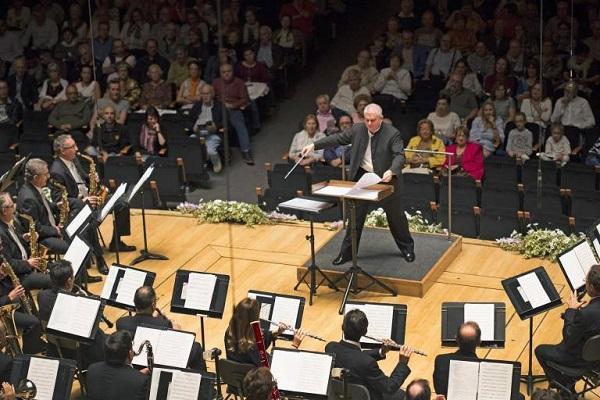 Banda Sinfónica Municipal de València.