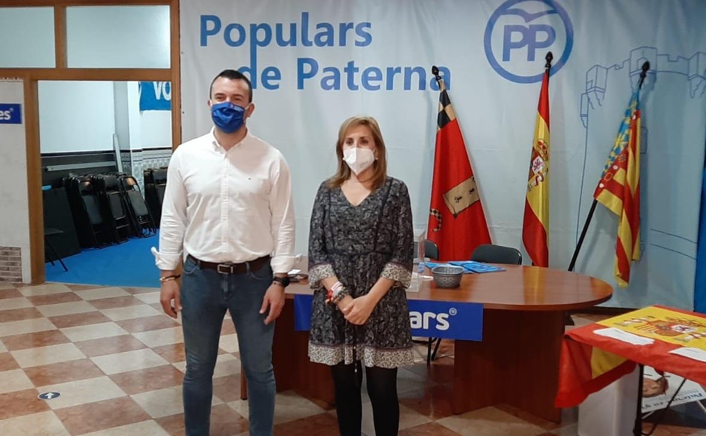 Vicente Mompó y María Villajos