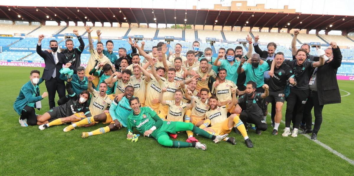 RCD Espanyol ascenso