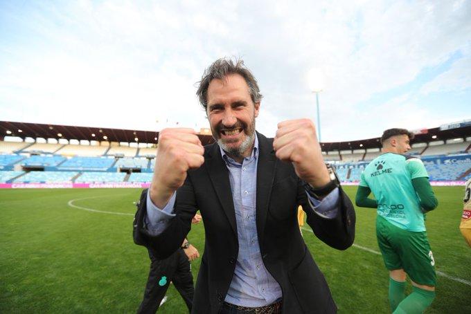 Vicente Moreno entrenador RCD Espanyol