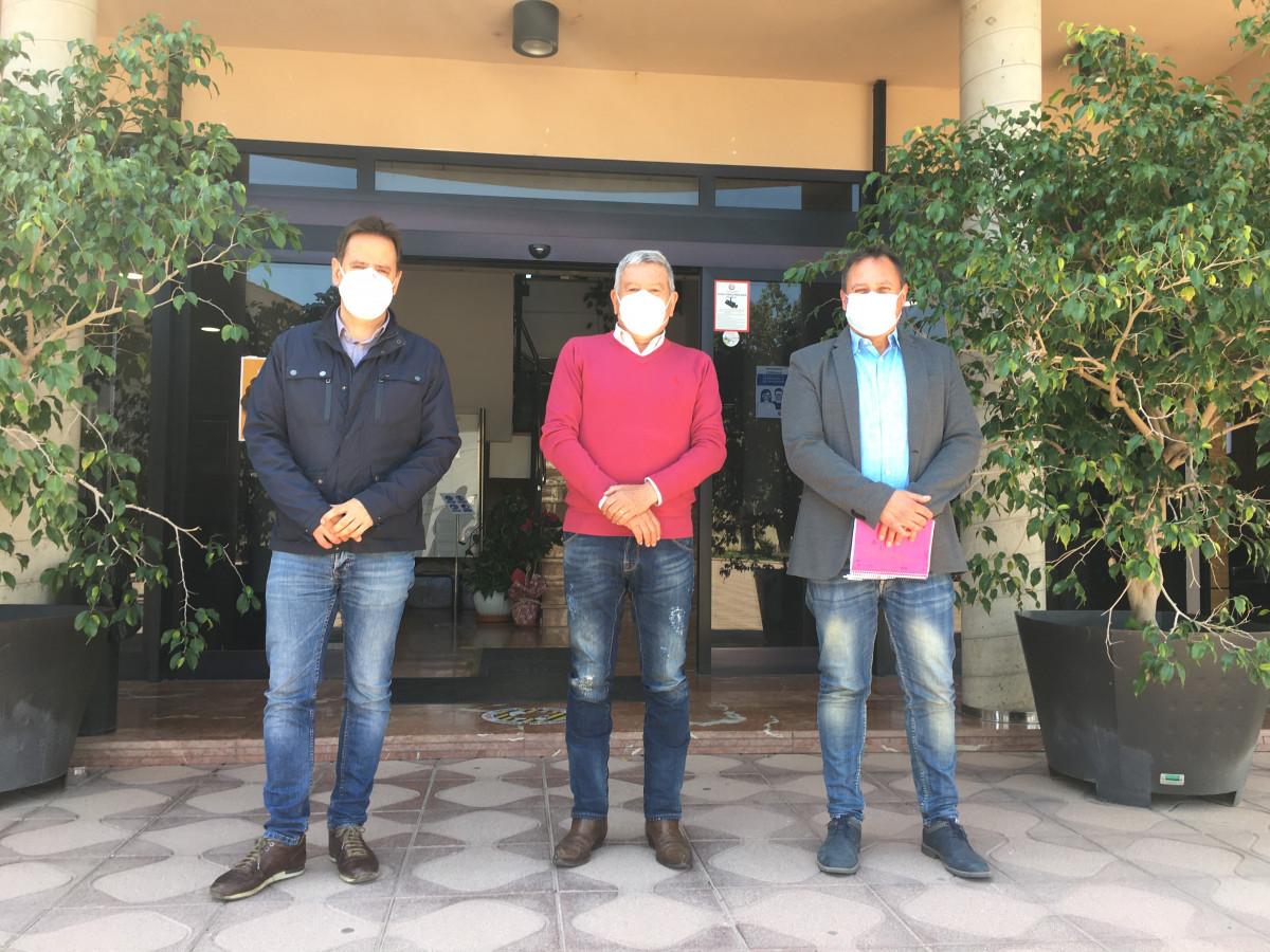 alcaldes Albuixech Albalat Foios
