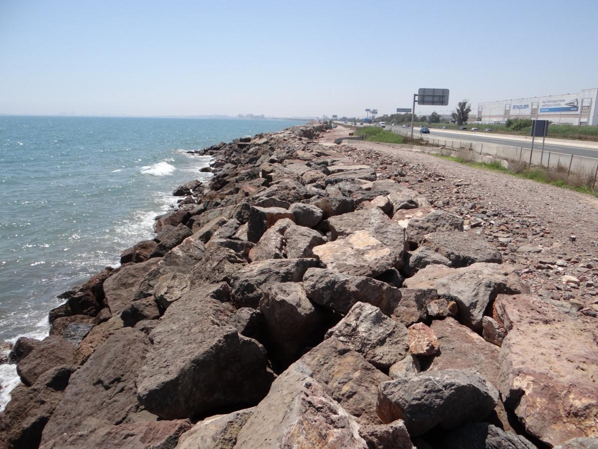 linea costa Albuixech, Albalat dels Sorells y Foios