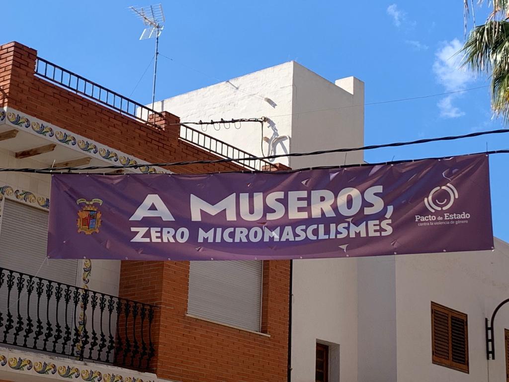 micromachismo Museros