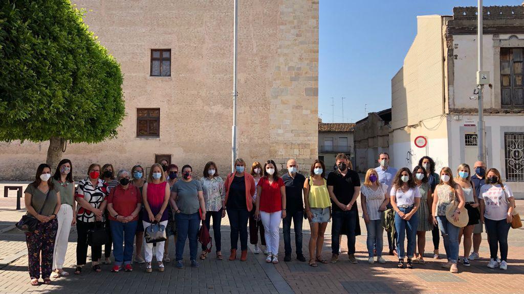 foro comarcal organizado PSPV Alaquàs