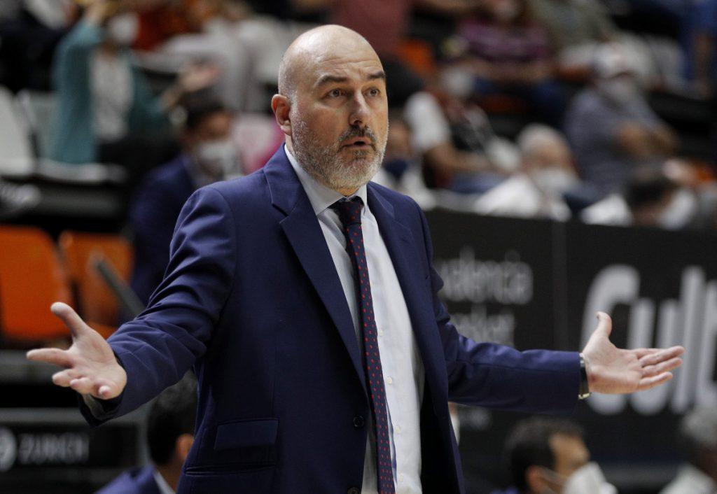 Jaime Ponsarnau Valencia Basket