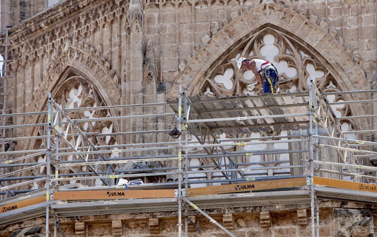 obras Catedral de Valencia