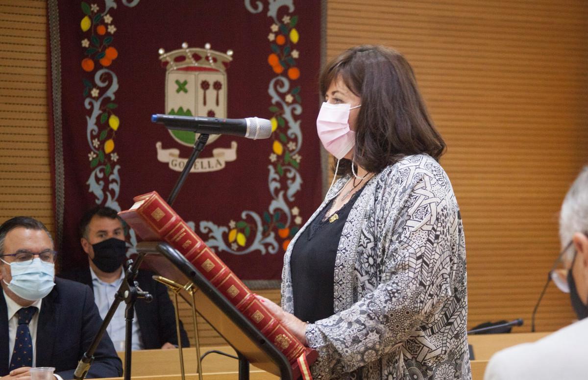 Teresa Bueso nueva alcaldesa de Godella