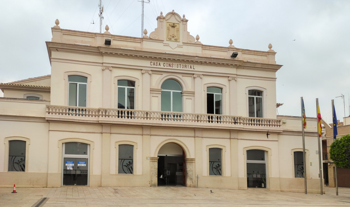 Ajuntament d'Alfafar/ Foto: Alfafar
