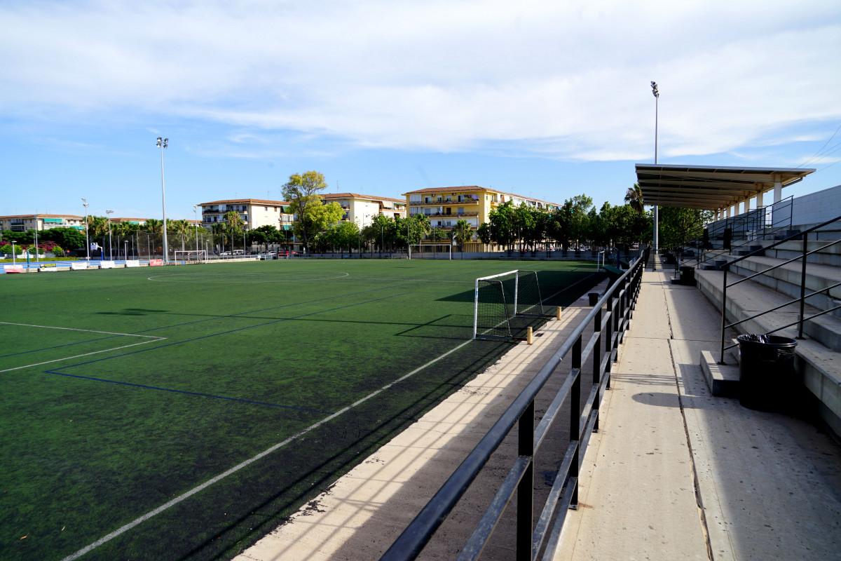 <b2>Campo de fútbol Benetússer</h2>