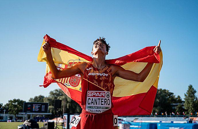 <h2>David Cantero triatleta de Alaquàs</h2>