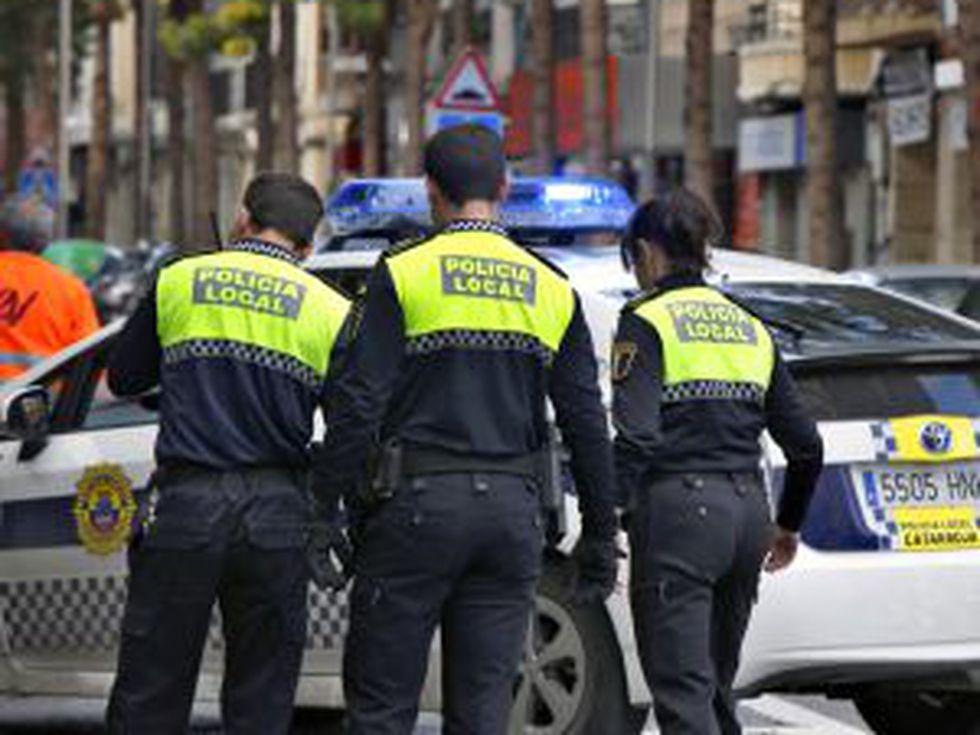 Policía Local de Catarroja/ Foto: Catarroja