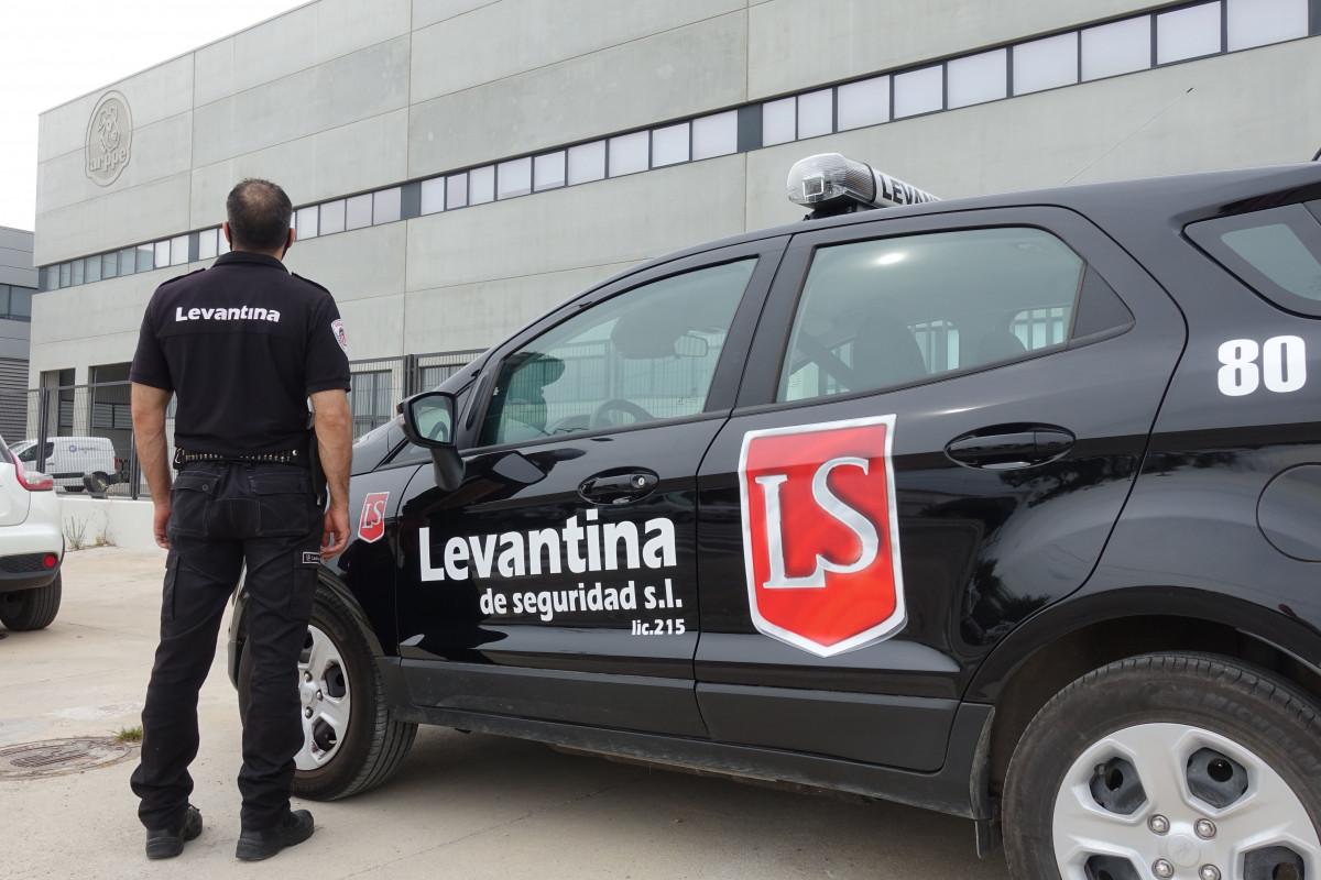 <h2>Seguridad privada poligono industrial Fuente del Jarro de Paterna</h2>