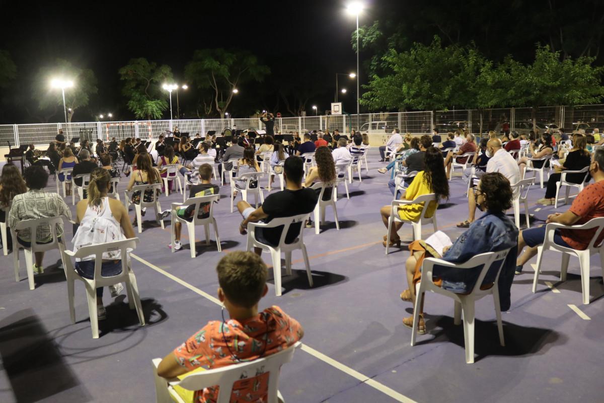 <h2>festes de Santa Anna de Albal. Concert</h2>