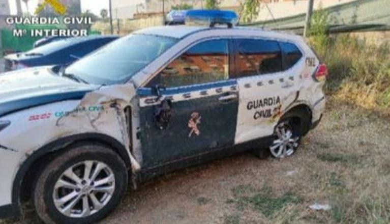 <h2>Guardia Civil atropello Picassent</h2>