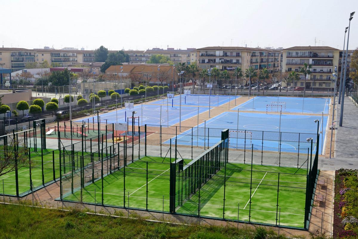 Polideportivo Benetússer