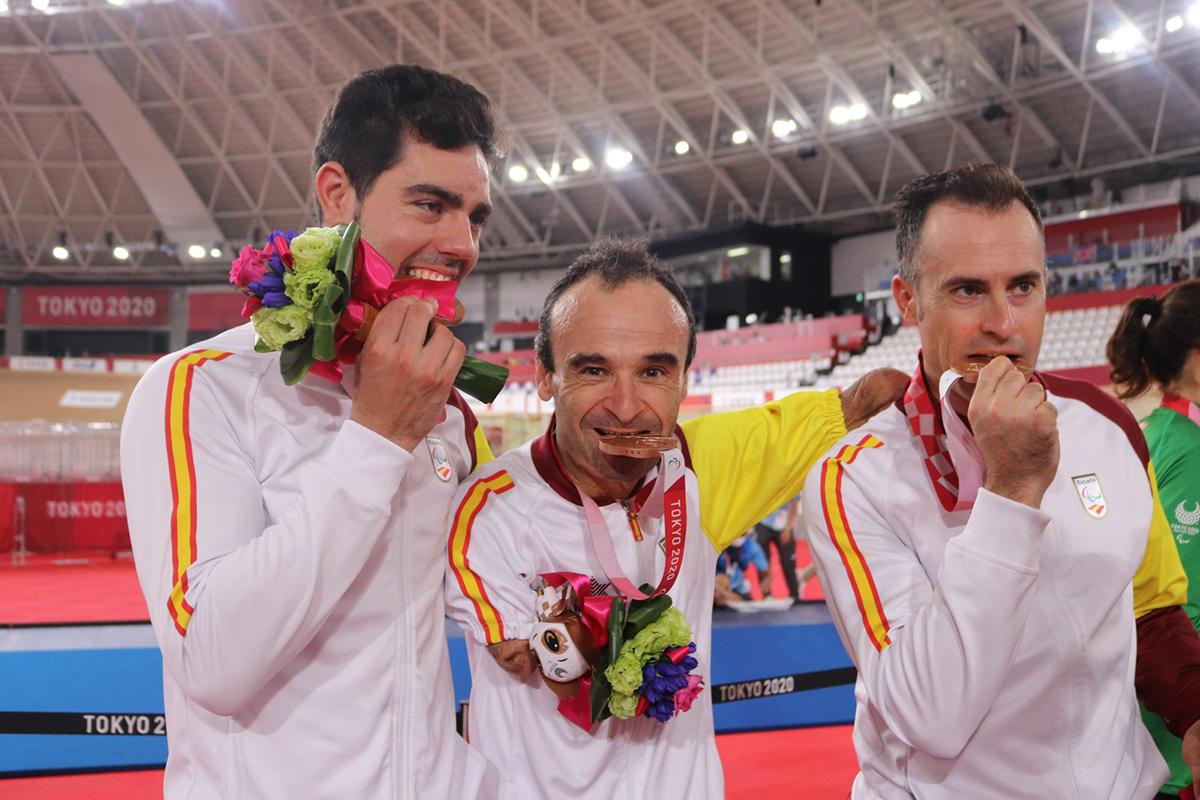 Ricardo Ten medalla bronce Juegos paralímpicos Tokio 2020