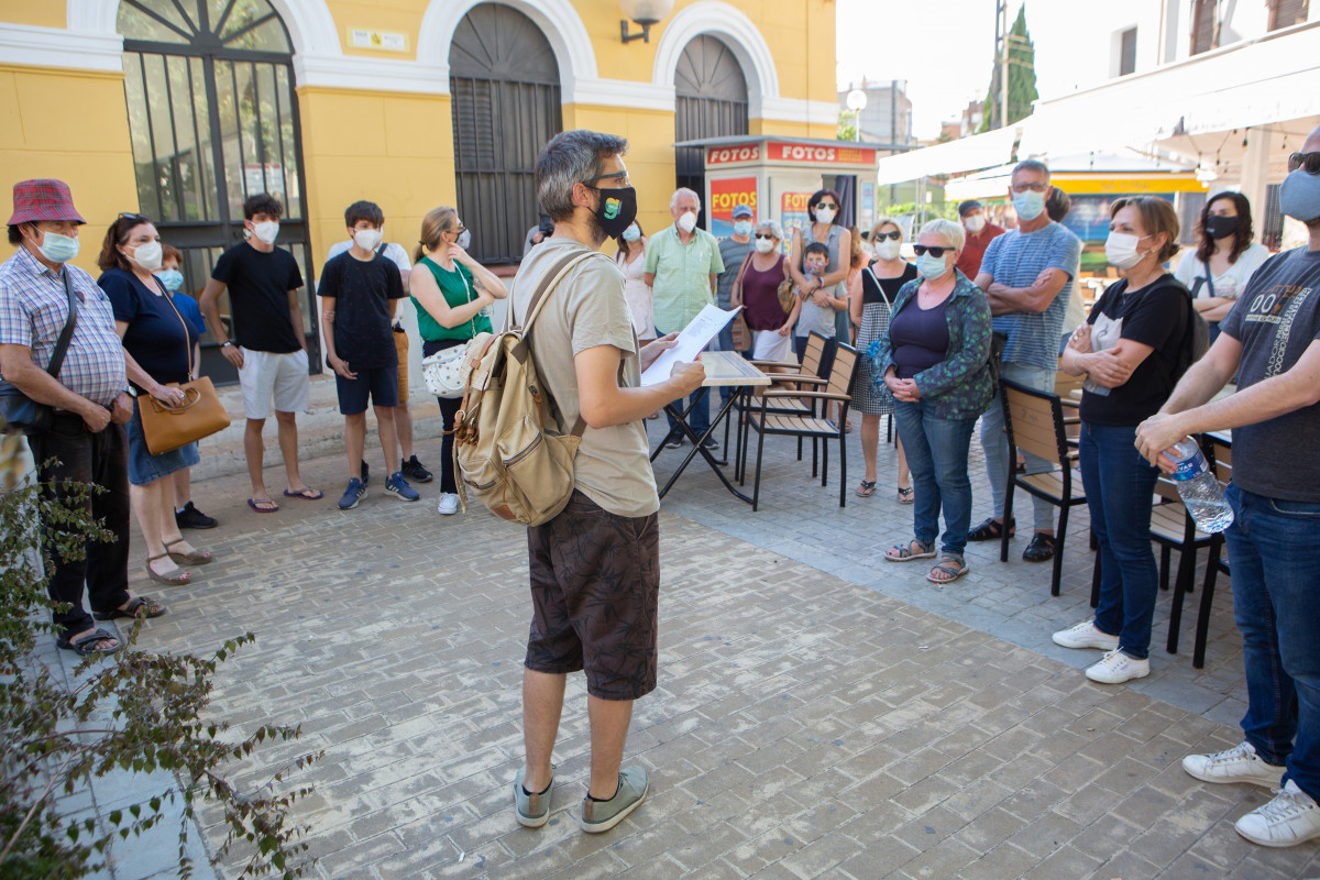 Ruta turística por las calles y rincones de Godella