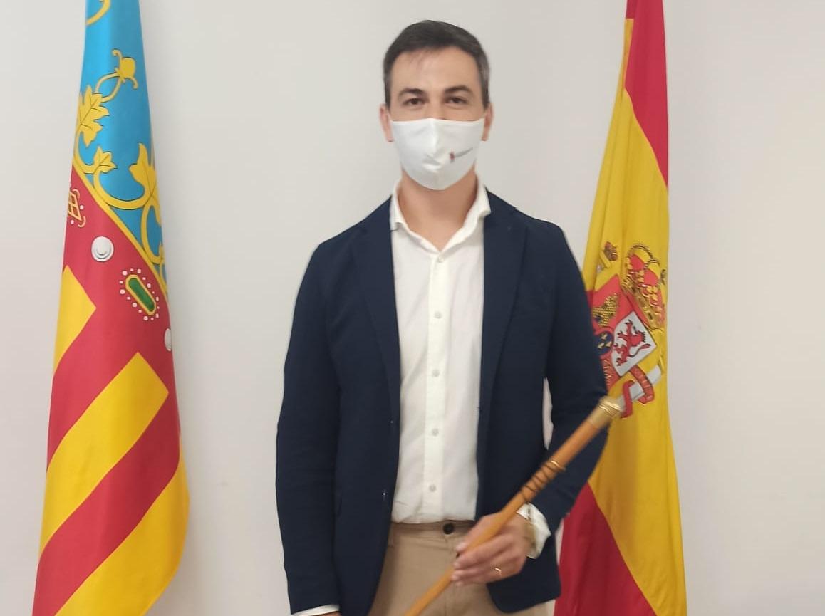 Higino Yuste, de Ciudadanos, nuevo alcalde de Massalfassar