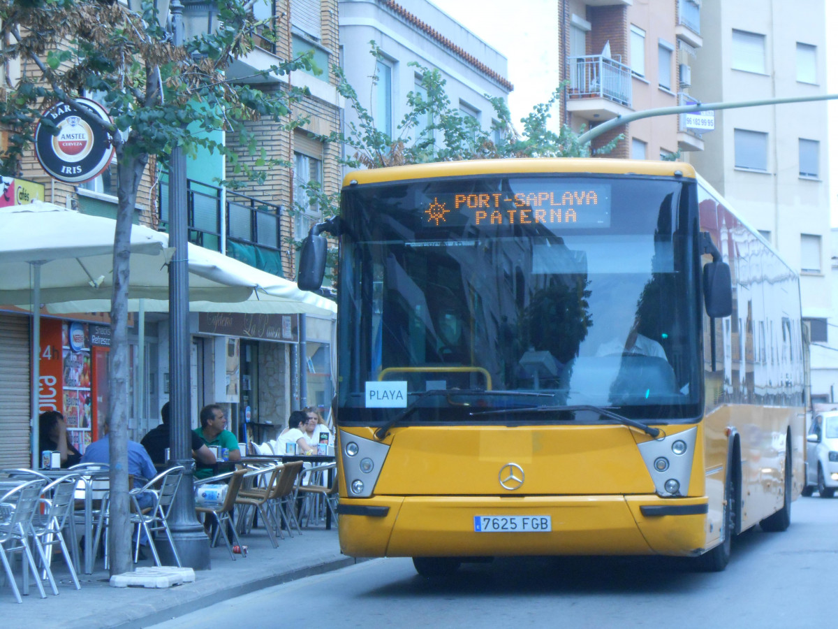 Paterna autobus municipal