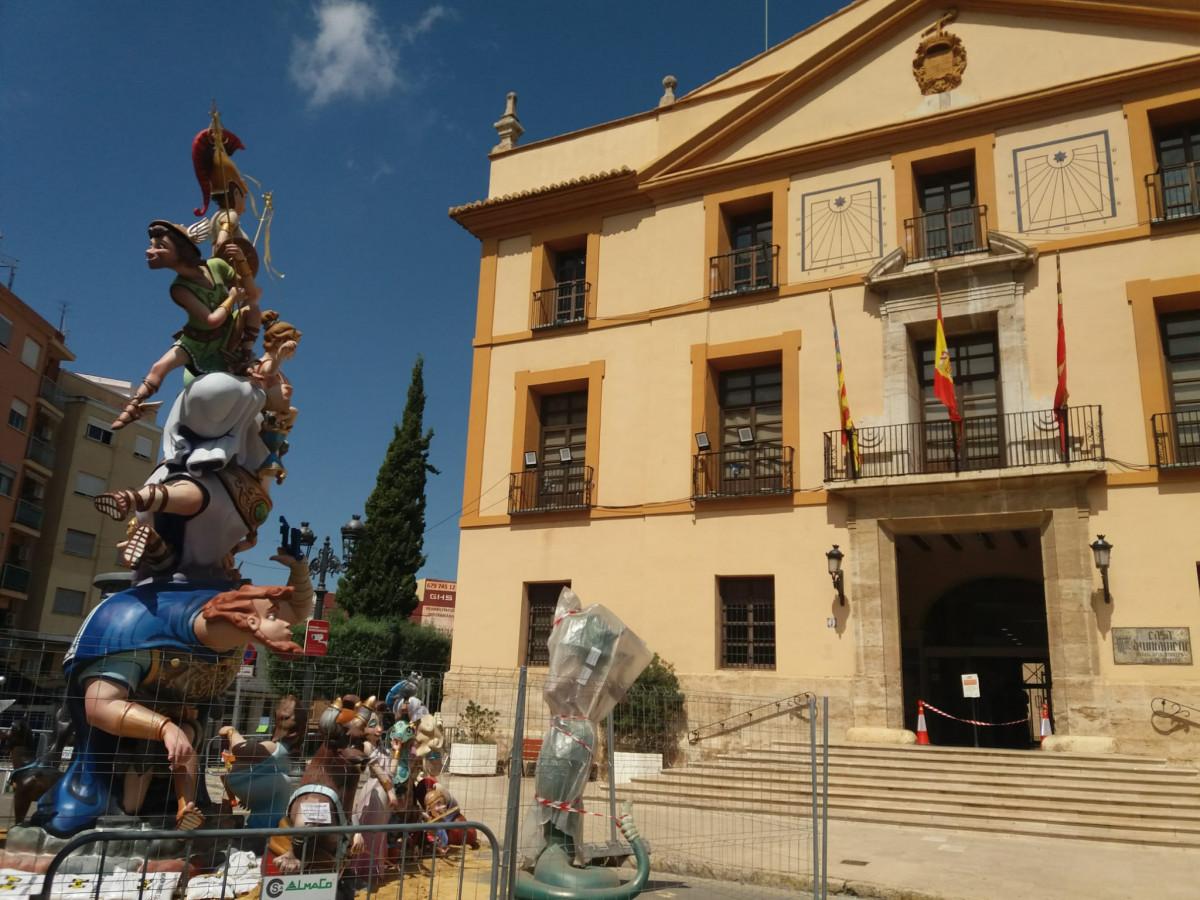 Paterna - Falla Municipal grande