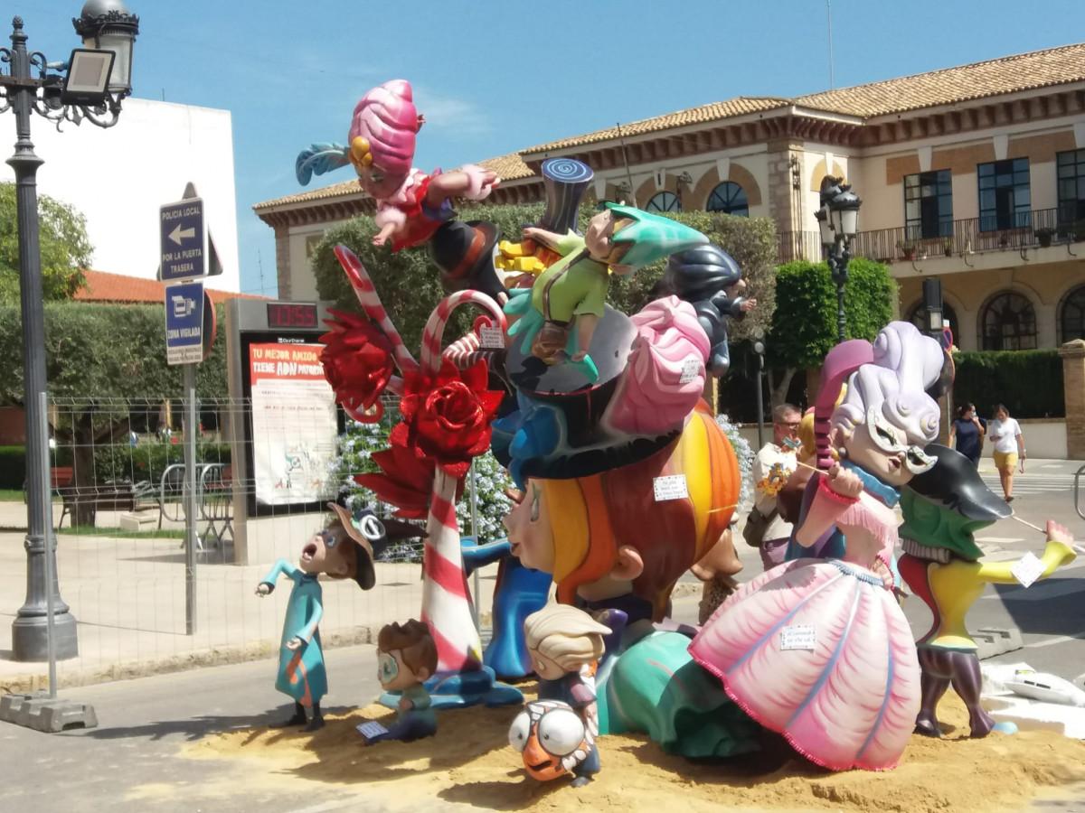 Paterna - Falla Municipal infantil