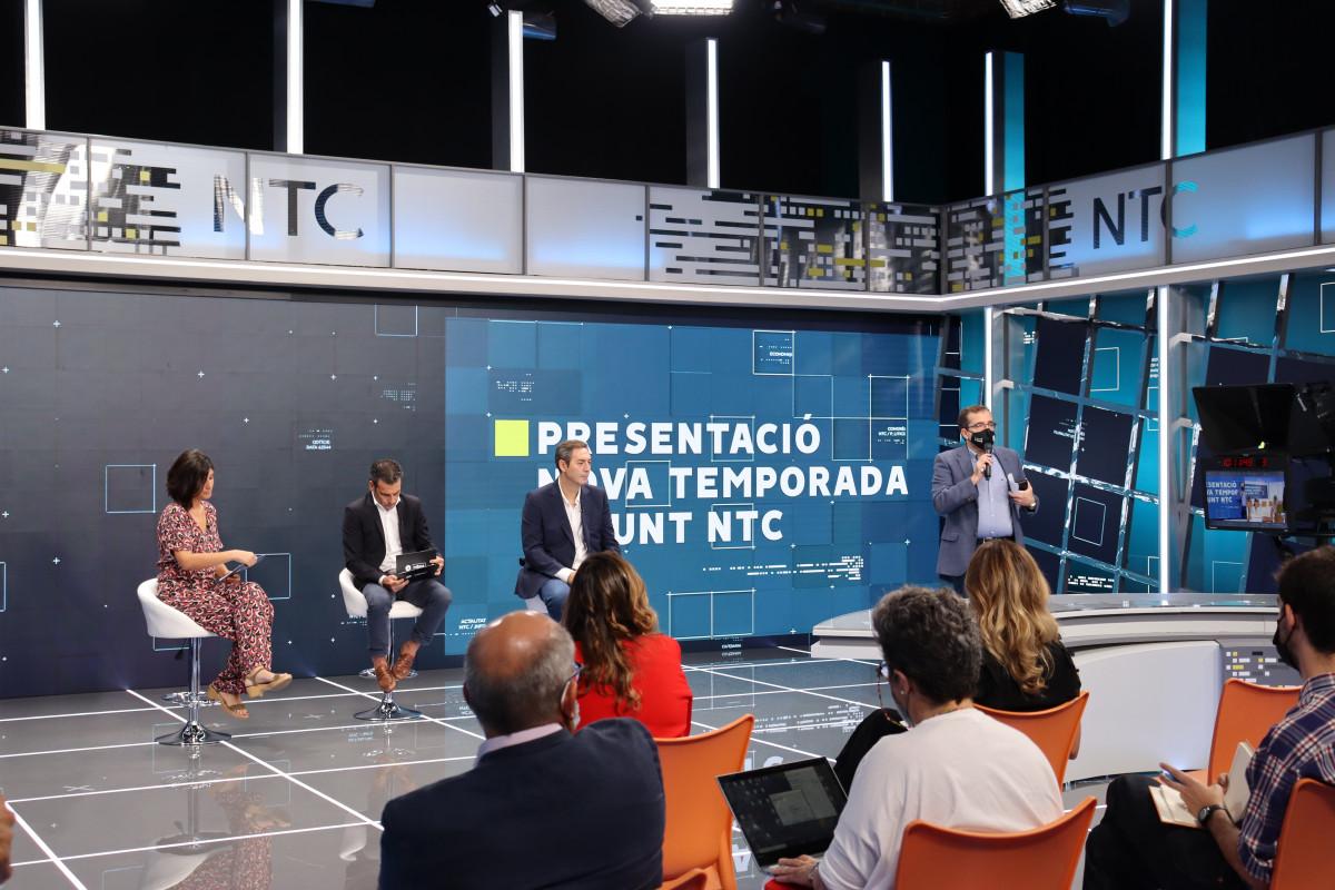 Presentacion nueva temporada informativos À Punt