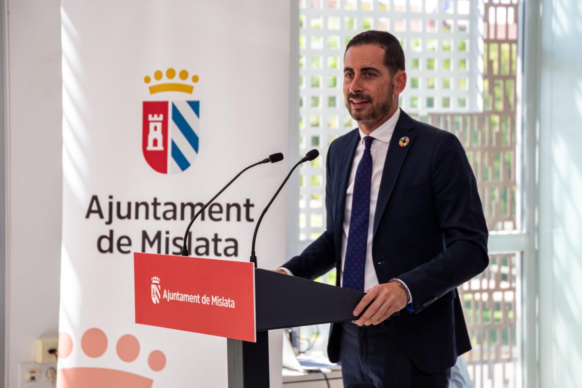 Presentacion nueva marca Mislata Carlos Fernández Bielsa 2