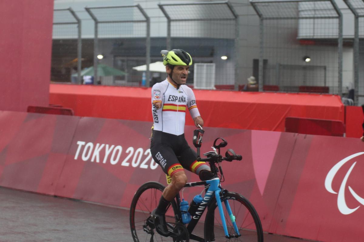 Ricardo Ten ciclismo JJPP Tokio 2020