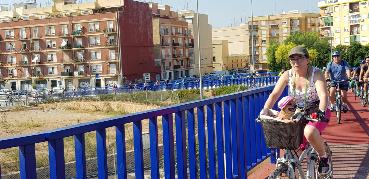 Semana Europea de la Movilidad en Xirivella