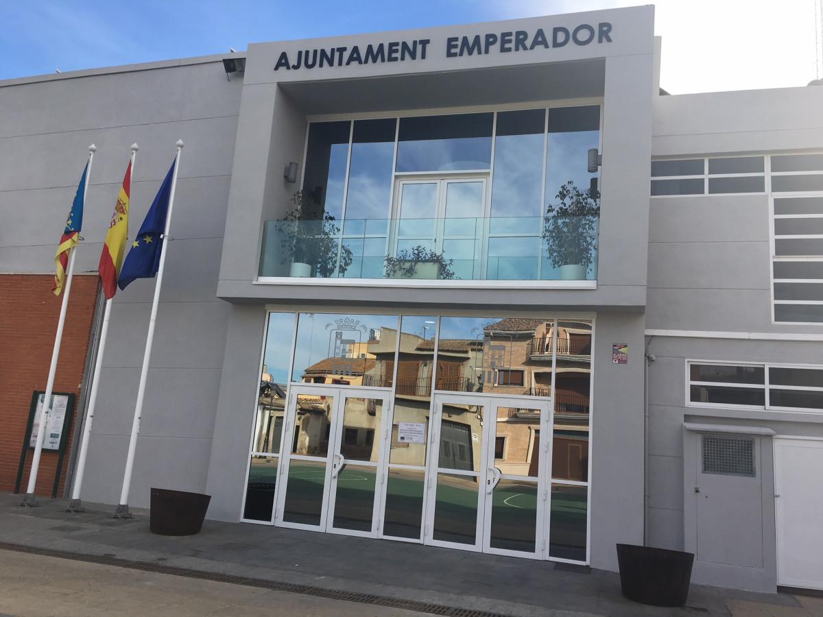 ayuntamiento de Emperador