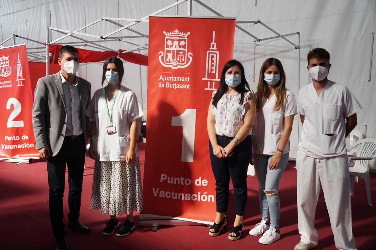 vacunodromo Burjassot