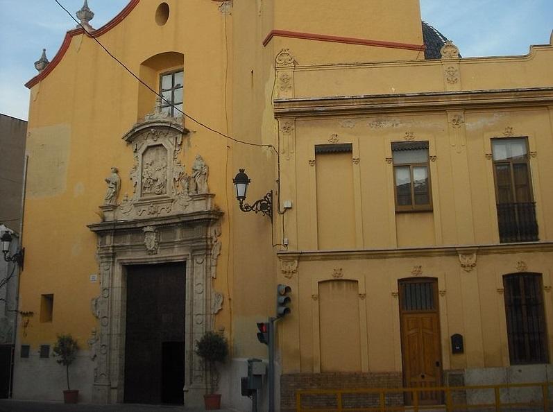 iglesia de Albalat dels Sorells