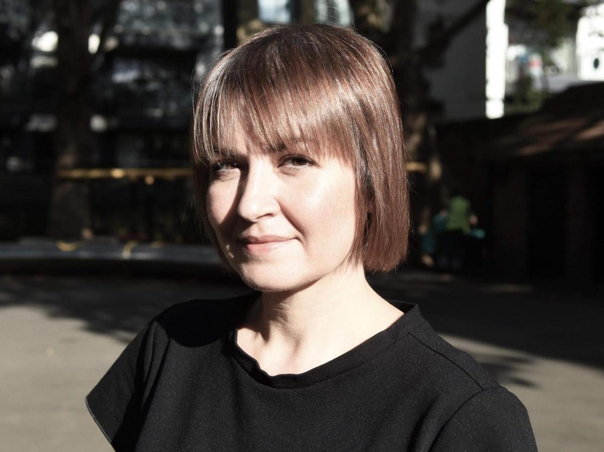 Larissa Sansour, una de las artistas participantes de Videocreació 2021